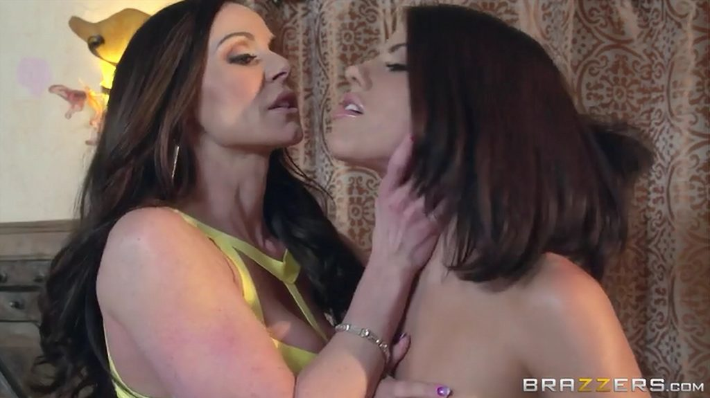 Brazzers-Our Son's Girlfriend-Adriana Chechik,Kendra Lust,Keiran Lee