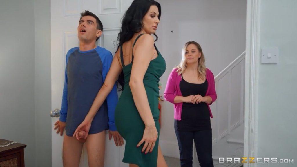 Brazzers-Your Mom Is Hotter-Ania Kinski,Jordi El Nino Polla
