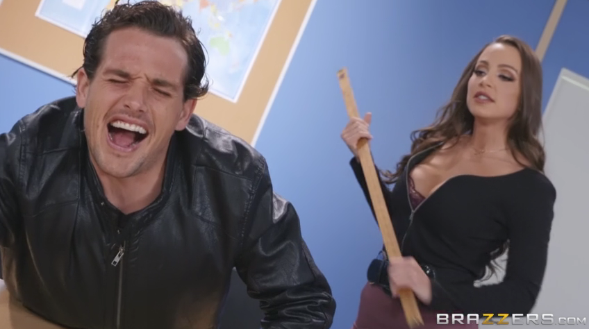 Brazzers - A Dose of Dirty Discipline - Abigail Mac, Tyler Nixon