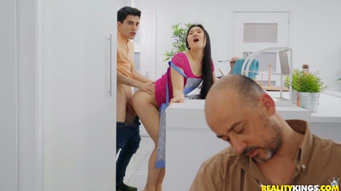 Realitykings - Cooking With Step Sister - Katana, Jordi El Nino Polla