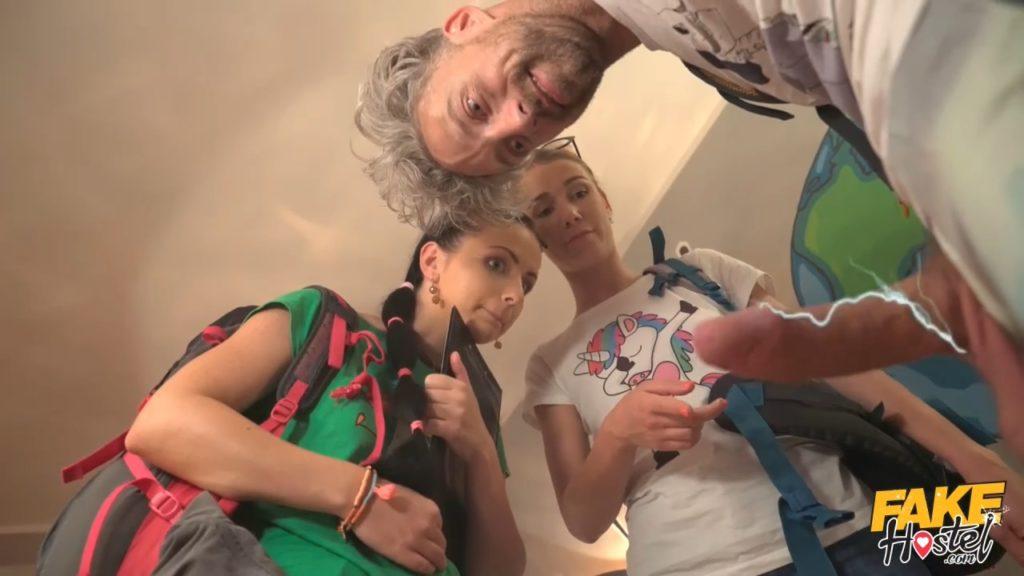 FakeHostel-Alexis Crystal,Kittina Clairette