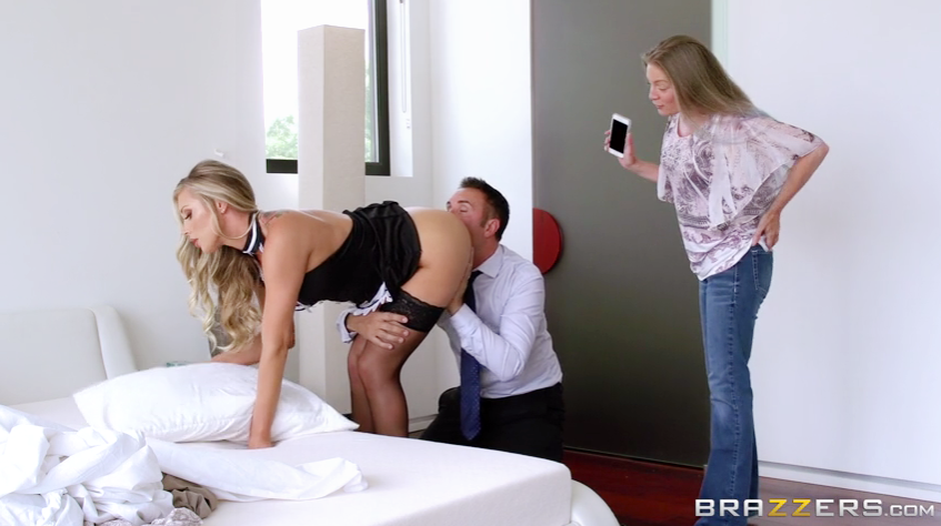 Brazzers - The Perfect Maid 3 - Samantha Saint, Keiran Lee
