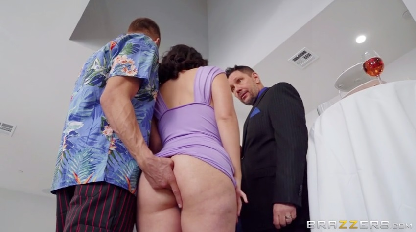 Brazzers-Party Like A Fingers Up Your Ass-Lasirena69,Xander Corvus,Spencer Bradley