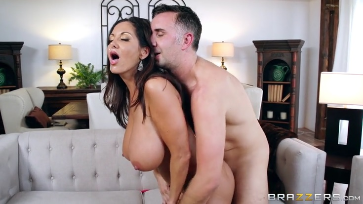 Brazzers - Stay Away From My Daughter - Ava Addams, Keiran Lee