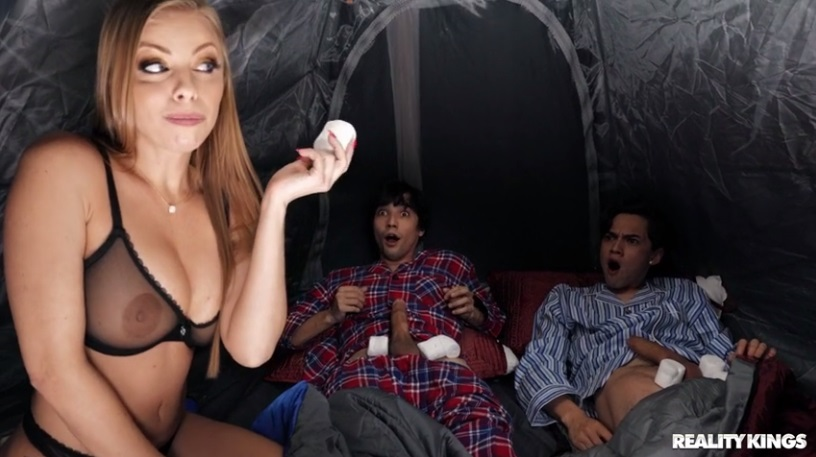 RK - Lil Humpers - Lil Campers - Britney Amber, Ricky Spanish, Juan El Caballo Loco