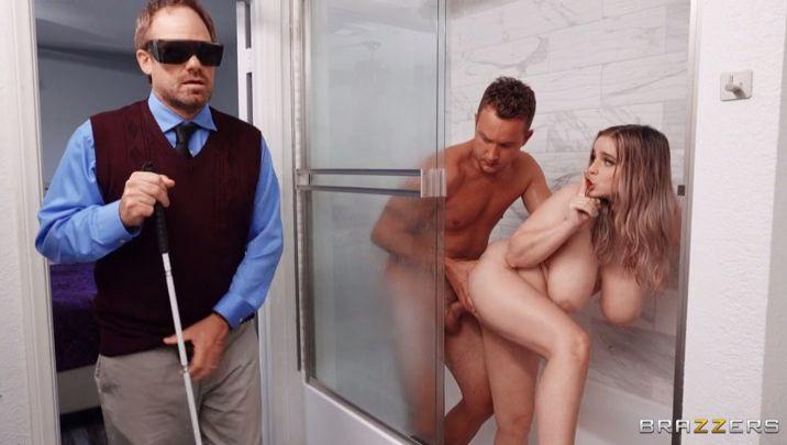 Brazzers Codi Vore, Van Wylde - Big Tits Shower Trick