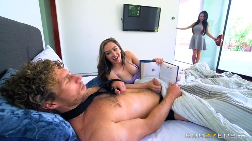 Brazzers Lily Jordan, Michael Vegas - But She Helps Me Study