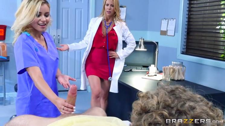 Brazzers Alexis Fawx , Marsha May , Michael Vegas - Tease And Stimulate