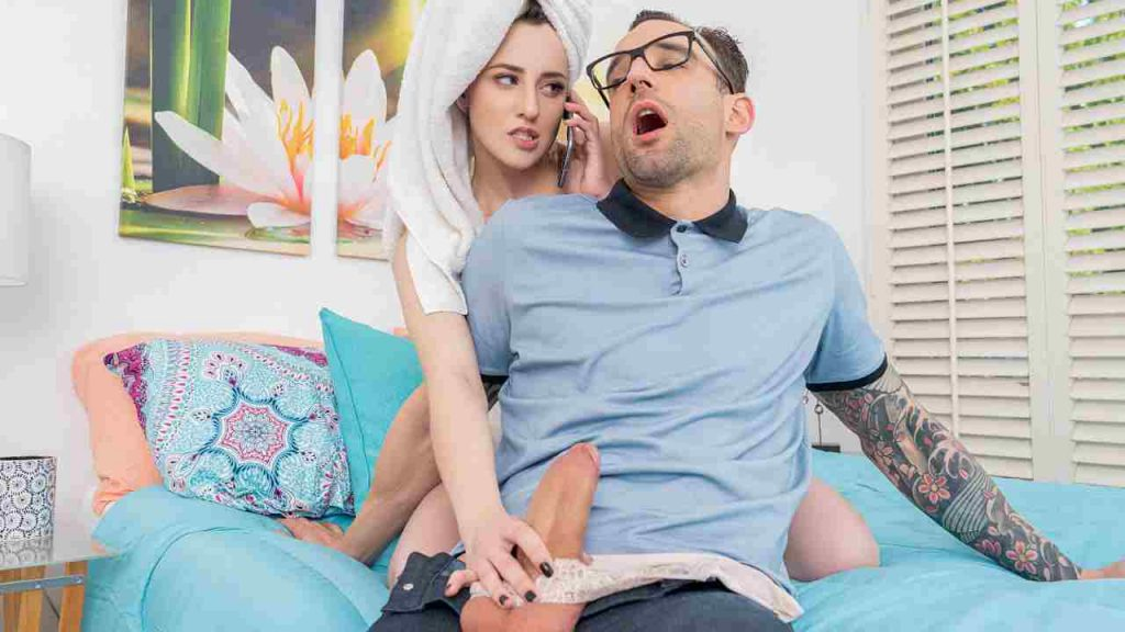 Realitykings Aubree Valentine , Alex Legend - Panty Obsessed Cheater