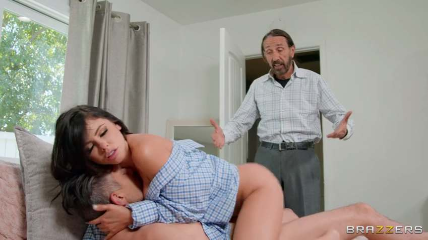 Brazzers Adriana Chechik - Don't You Dare Ignore My Ass
